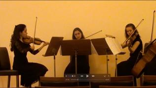 Quartet Concert - 2017