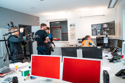 Recruitingfilm, Schwenk