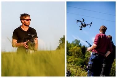 Imagefilm, Drohne