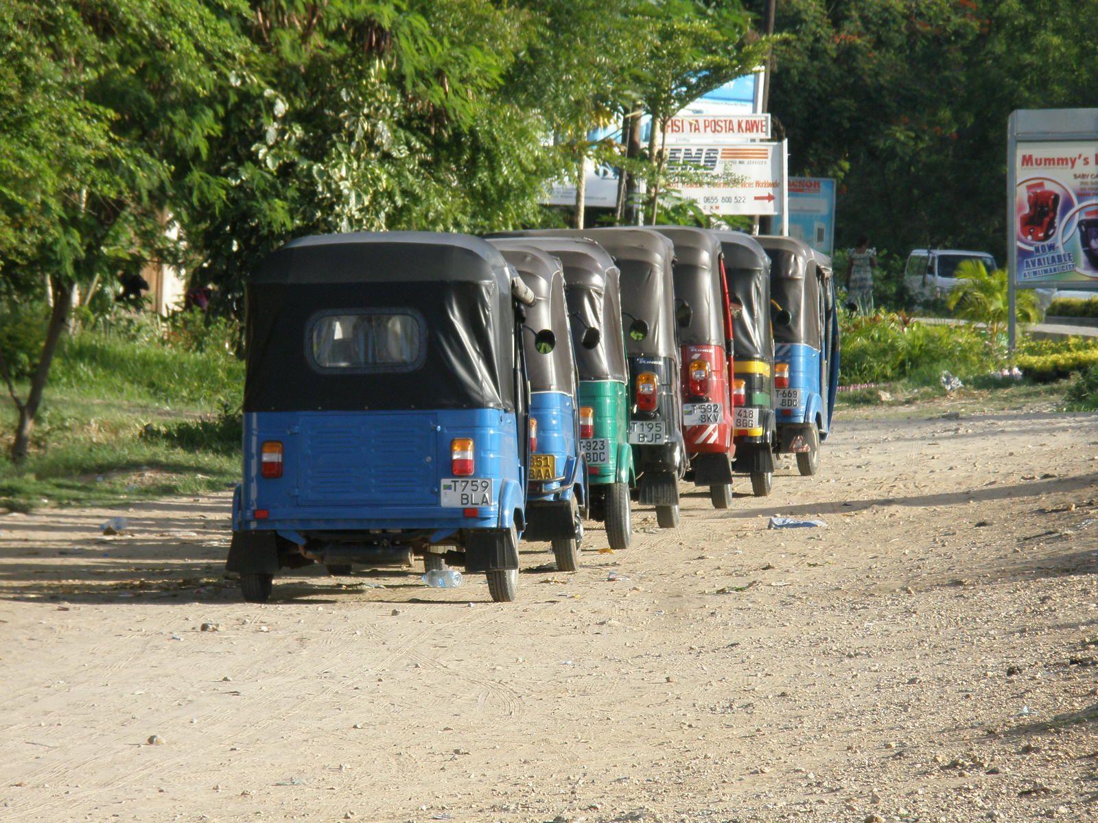 Tanzania Taxis