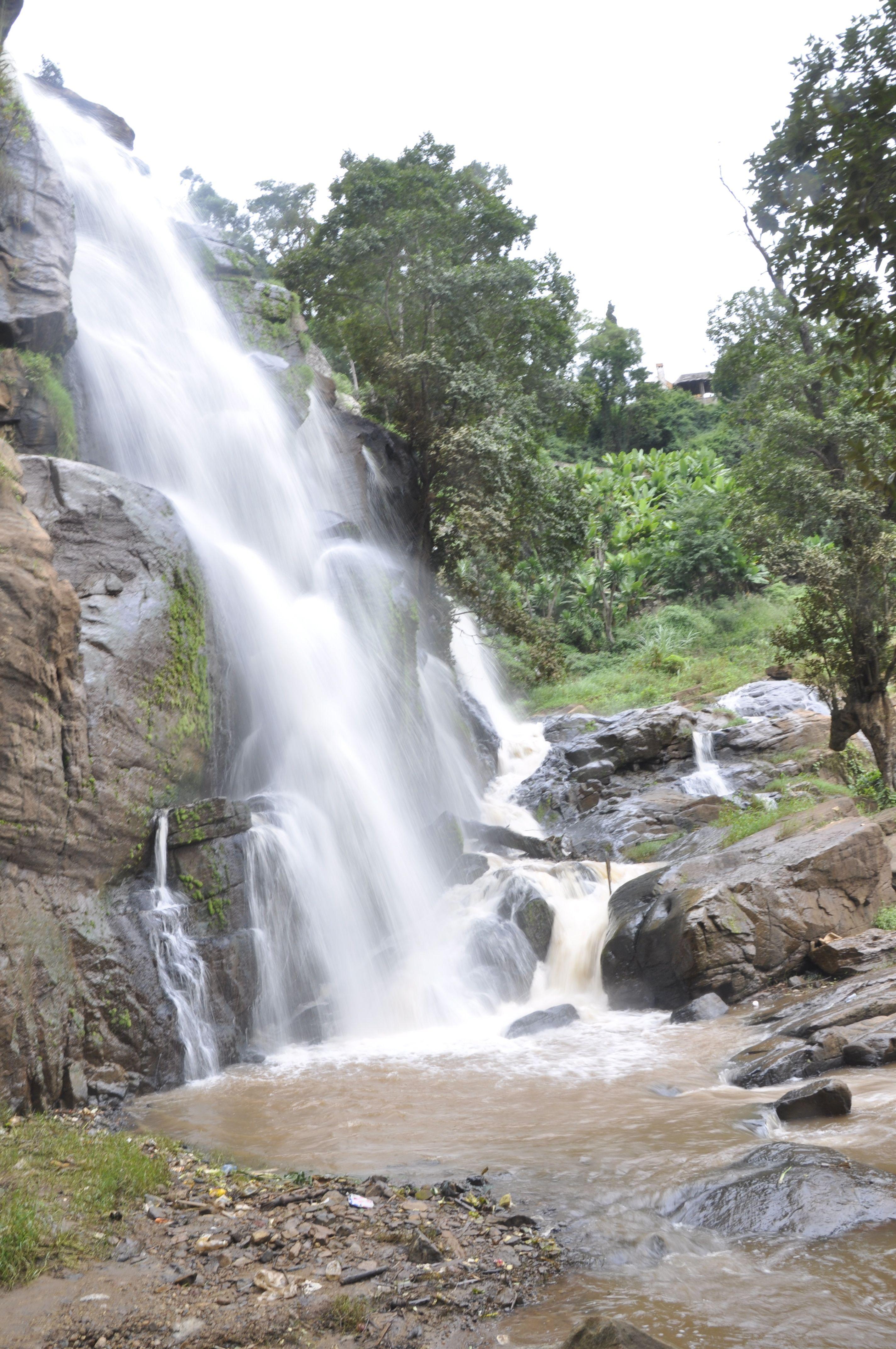 Tanzania Waterfall