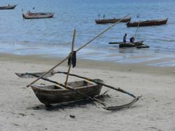Tanzania Boat