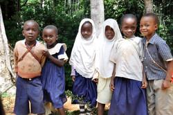 Tanzanian School Children