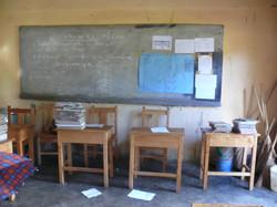 Tanzania Classroom