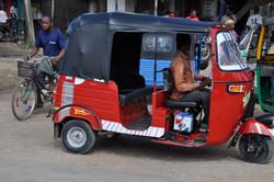 Tanzania Taxi