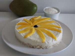 Kokos-Mango Torte