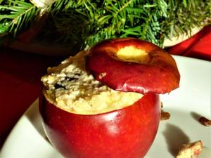 Frühstücks-Bratapfel