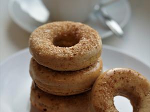 Zimt-Zucker Donuts