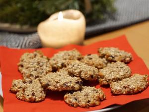 Nuss-Hafer-Cookies
