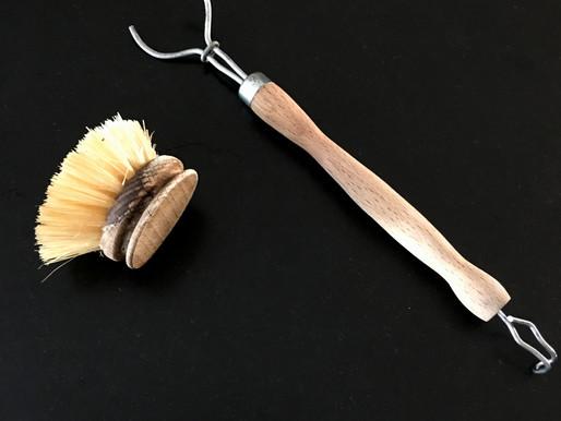 World's best sustainable dish brush