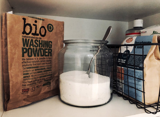 Ecofriendly Laundry Detergent that works