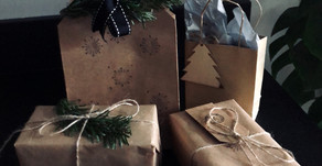 Ecoconscious Christmas Gift Wrapping