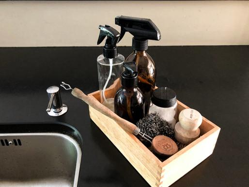 Green Cleaning Kitchen Essentials