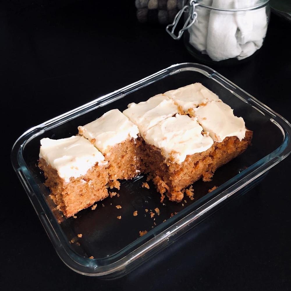 cake made from leftover carrots, moist carrot cake, best ever carrot cake, homebaking, baking with kids, lockdown ireland