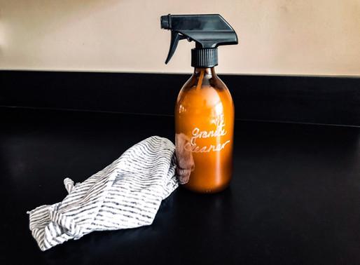 Natural Granite Cleaning Spray
