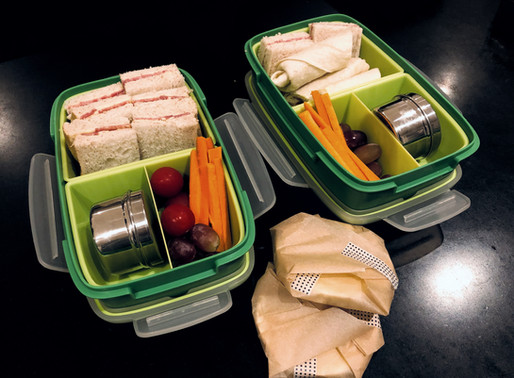 Minimal Waste School Lunches