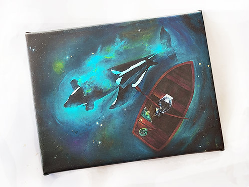 Port & Starboard Canvas Print