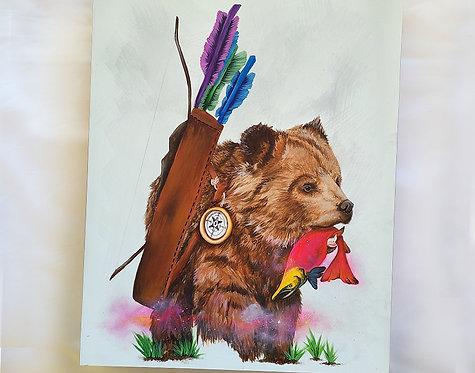 Ursa Minor Print