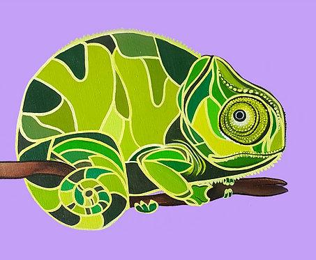 Geo Chameleon