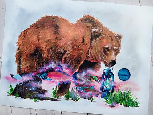 Ursa Major Print