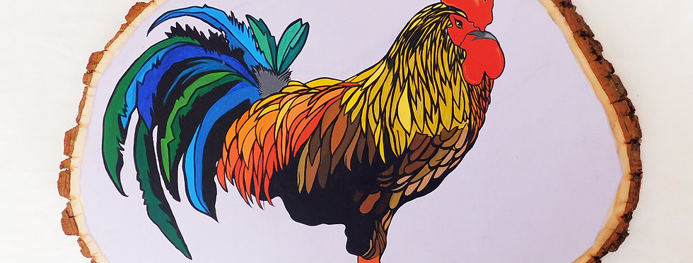 Geo Rooster