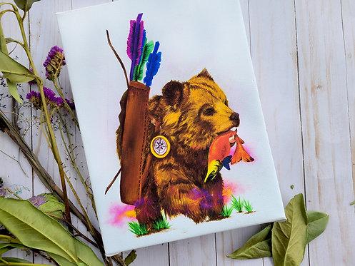 Ursa Minor Canvas Print