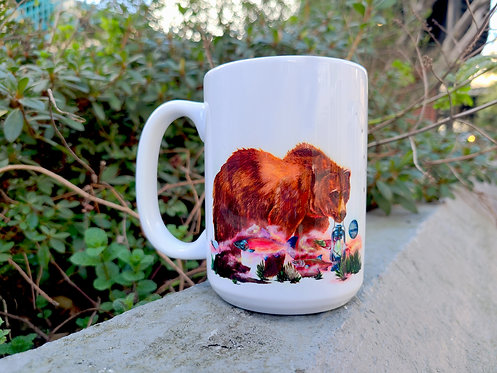 Ursa Major Ceramic Mug