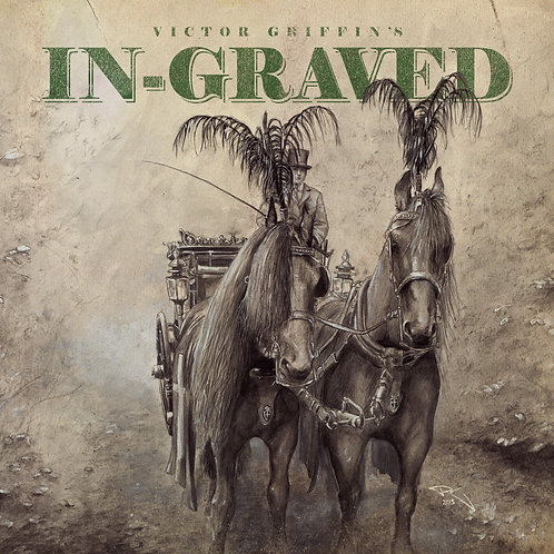 Victor Griffin's IN~GRAVED LP & CD