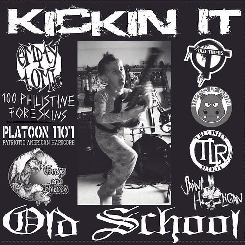 "Kickin It Old School 7"" Comp"