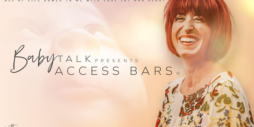 Baby Talk presents Access Bars