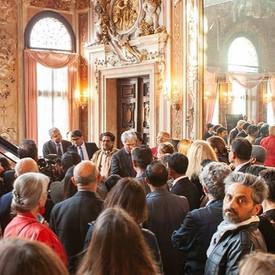 Palazzo Zenobi Exhibition