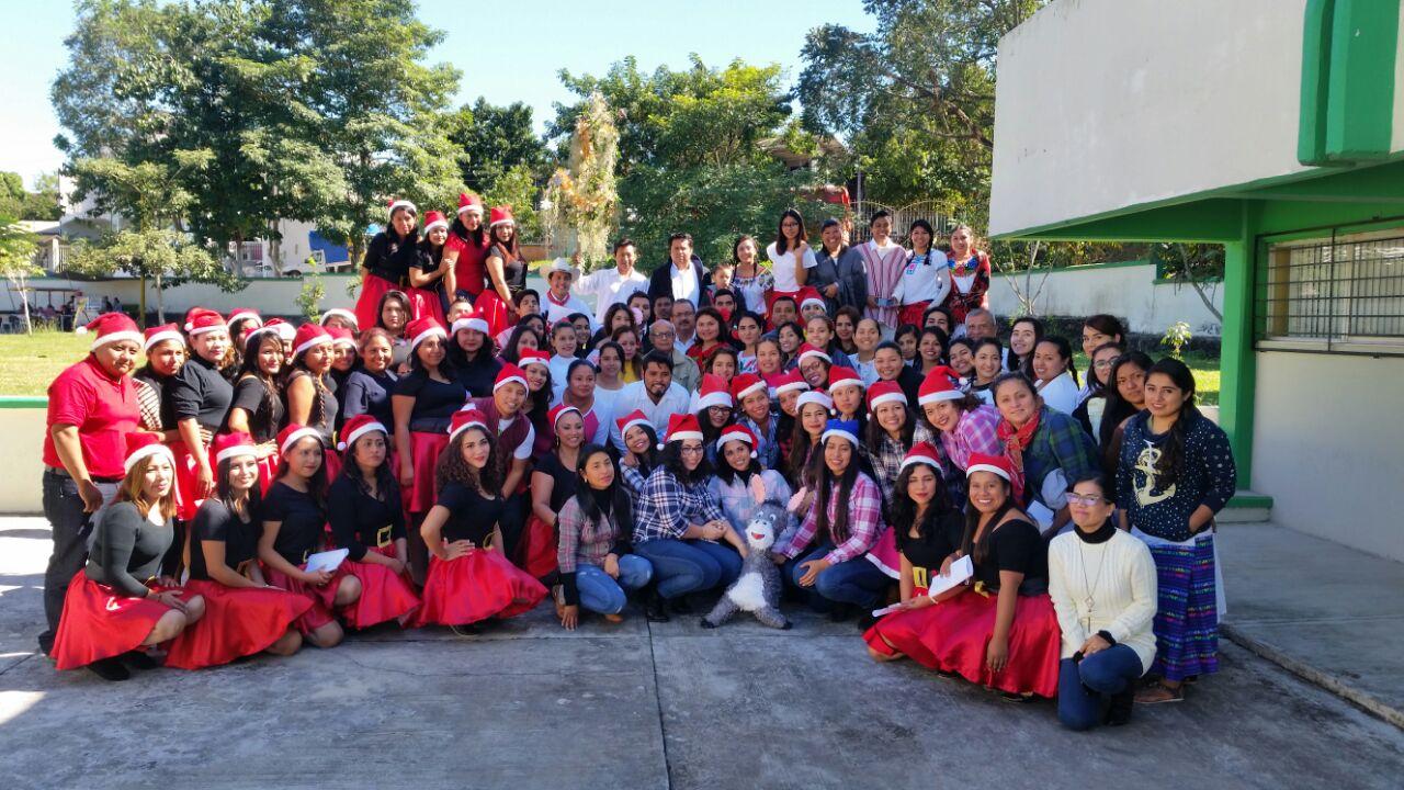 Programa navideño 2017