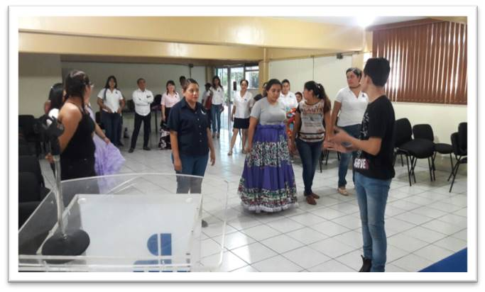 Curso baile regional