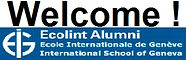 Ecolint Alumni Welcome!