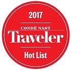 Hot List 2017 Condé Nast Traveler - Rio de Janeiro