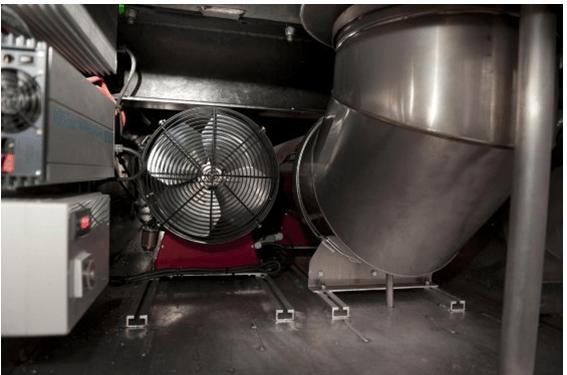 Dieselgstookte heaters