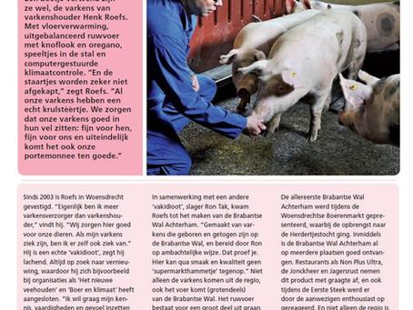 Van varkens met een krulsteertje
