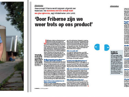 Trots op ons product