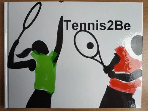 Tennis2Be yearbook