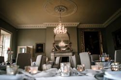 Dining Room at Norwood Park Summer Showcase