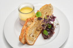 Chicken Liver and Brandy Pate