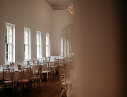 View of the long Gallery at Norwood Park