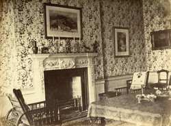 Historic picture of Dining Room at Norwood Park