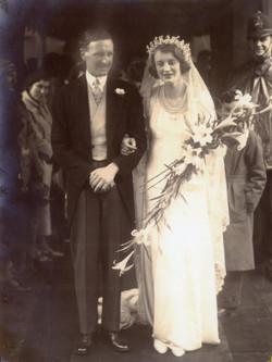 Myrtle Irene Francklin & William Randle Starkey