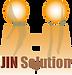 JIN Solution ジンソリューション ロゴ
