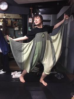 木村さんの舞