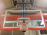 Indoor Ceiling Mount Basketball Equipment