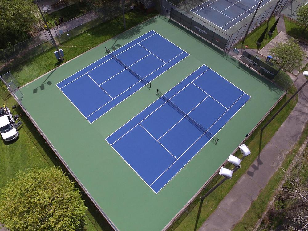 Laykold Master Court Tennis Surfacing