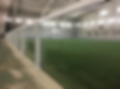 Clear Indoor Sports Walls