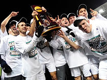 Notre Dame NCAA Soccer Champions